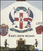 UDA mural south Belfast