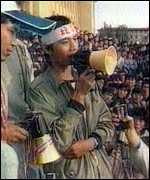 [ image: Wang Dan was one of the leaders of the Tiananmen Square protests]