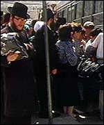 orthodox & secular jews