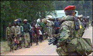 image: [ France supplied significant military aid to Rwanda's Hutu leaders ]