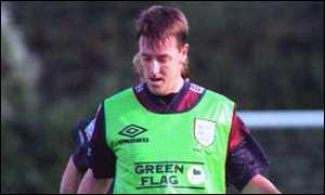 image: [ Le Tissier may have forced his way into Hoddle's reckoning with this performance ]
