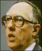 [ image: Scottish Secretary Donald Dewar indicated he may favour tax-raising powers being used]