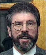 [ image: Gerry Adams: report has been re-routed]