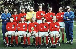 image: [ World Cup winners 1966, England ]