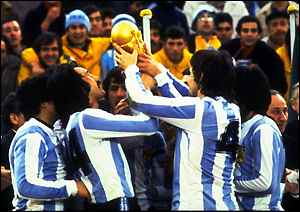 image: [ World Cup winners 1978, Argentina ]