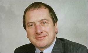 The Secretary of State for Wales Ron Davies