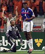 Desailly and Lama