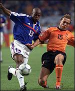 Wiltord and Bosvelt