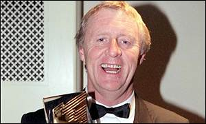 Chris Tarrant at the 1999 RTS awards