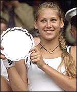 Kournikova has won several doubles honours