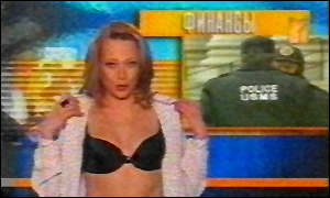Newsreader strips