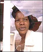 Former opposition MP Margaret Dongo