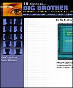 Big Brother website