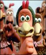 Chicken Run screen shot