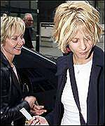 Meg Ryan and Lulu