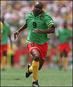 Roger Milla has been called on to help