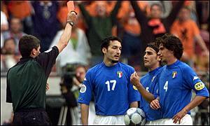 تقديم مباراة ... ايطاليا