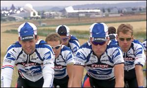 US Postal training ride