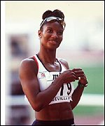 Denise Lewis - is this her year?