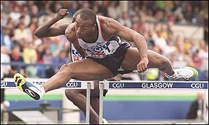 Colin Jackson - will Sydney finally bring him Olympic gold?