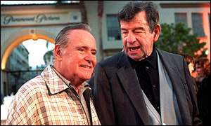 Jack Lemmon and Walter Matthau