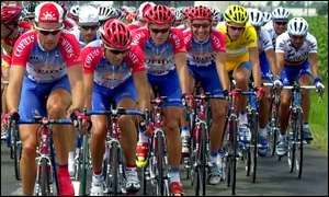 Cofidis and Millar