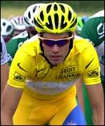 Millar in yellow