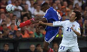 Desailly and Delvecchio
