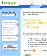 Customers can pay telephone bills online with Servista