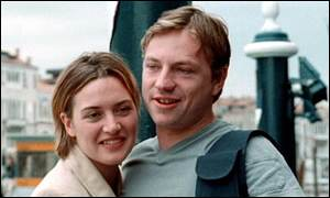 Kate Winslet and Jim Threapleton