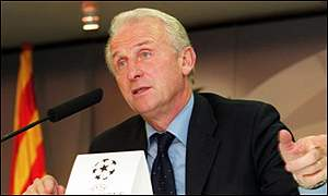Trapattoni has been appointed new Italy coach