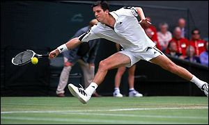 Is a new coach needed for Tim Henman?