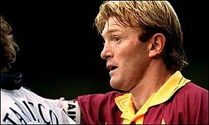 Stuart McCall will take the hard line at Bradford City