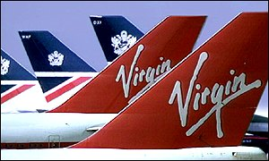 BA and Virgin Atlantic