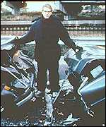 Crash director David Cronenberg