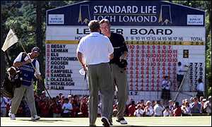 Montgomerie and Els