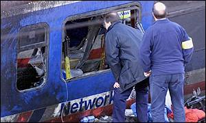 Ladbroke Grove train crash