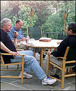 Camp David talks