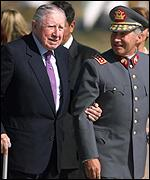 General Pinochet returns