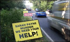 Appeal for Sarah Payne