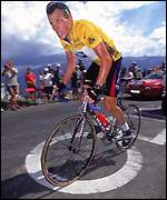 Climbing in the Alps, Tour 2000