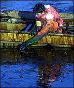 Oil spill the exxon valdez disaster bbc