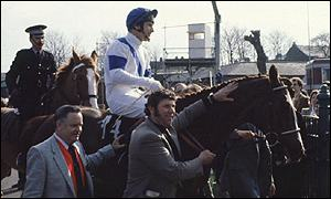 Bob Champion and Aldaniti
