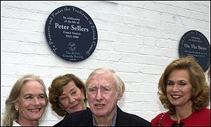 Spike Milligan and friends