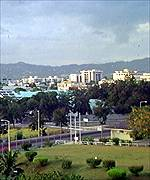 Kingston. Jamaica