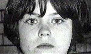 image: [ Mary Bell: released from prison in 1980 ]