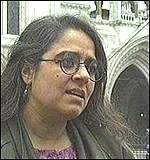 [ image: Hannana Siddiqui will continue freedom fight]