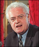 [ image: Proud father? French Prime Minister Lionel Jospin]