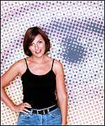 Chanell 4's Davina McCall
