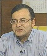 India's Information and Broadcasting Minister Arun Jaitley